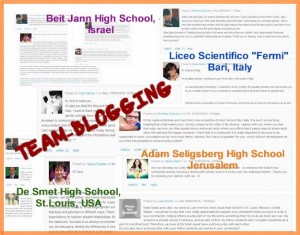 Team blogging prova 2014